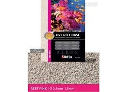 Red Sea Live Reef Base Pink 10Kg