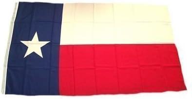 De la bandera de Texas 90 x 150 cm: Amazon.es: Jardín