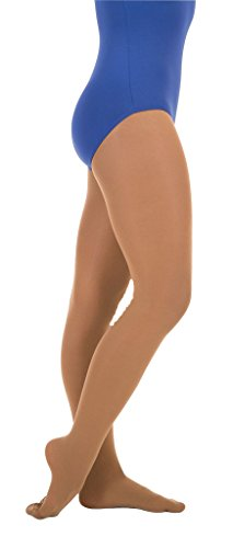 Body Wrappers Angelo Luzio Adult Womens Total Stretch Convertible Tights-Dark (Lyrical Hip Hop Costumes)