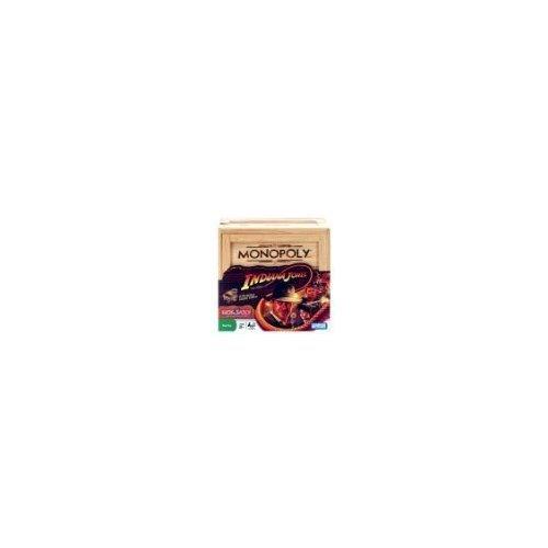 INDIANA JONES - Walmart Exclusive - MONOPOLY - Limited Limited Limited Edition mit COA (nummeriertes Echtheits Zertifikat) - im speziellen Indiana Jones Holz-Kasten /Seekiste - mit 6 Collectible Themed Tokens - OVP 7fd710