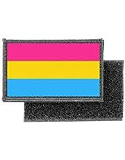 Patch patch opstrijkbaar gedrukt vlag panseksueel