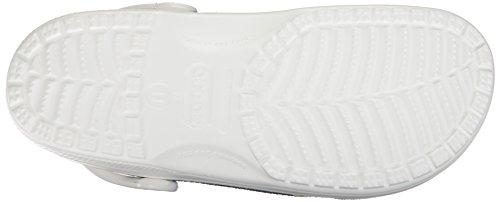 Crocs Classic Tropical Iii Clog Mule White