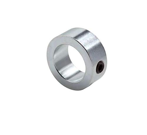GSC-343-Z STL Zinc 3 7//16 ID Set Screw Collar