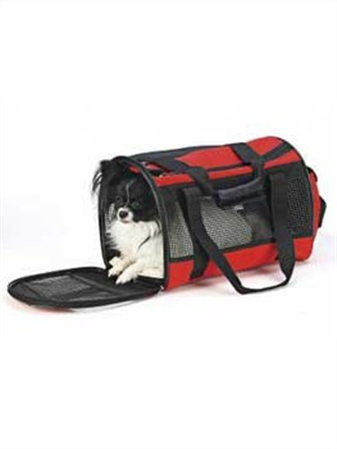 Ethical Small Carryall Pet Bag, Red