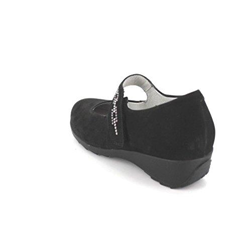 Skimmer Hanin 348301162/001 Pantofola Da Donna Nera