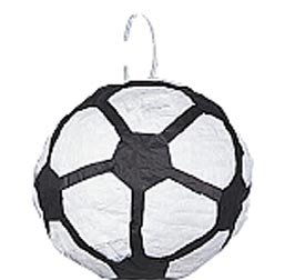 Soccer Ball Pinata Party Supplies Activities]()