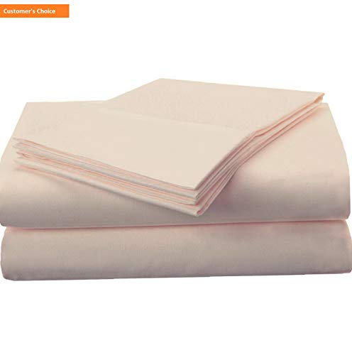 Mikash New Soft 1500 Series Premium Quality 100% Brushed Soft Microfiber 4-Piece Luxury Deep Pocket Cooling Bed Sheet Set, Hypoallergenic, Wrinkle and Stain Resistant - Queen, Beige | Style 84600557 ()
