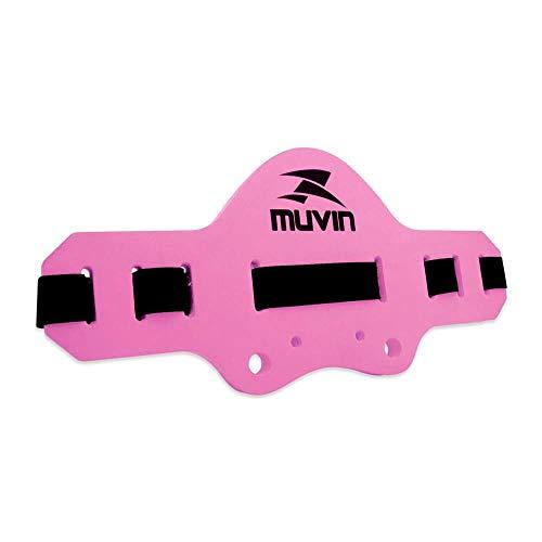 Cinto Flutuante Hidroginástica Acqua Jogger Regulavel Muvin - Pink