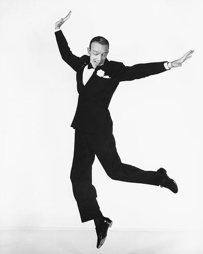 Fred Astaire Aluminum Wall Art
