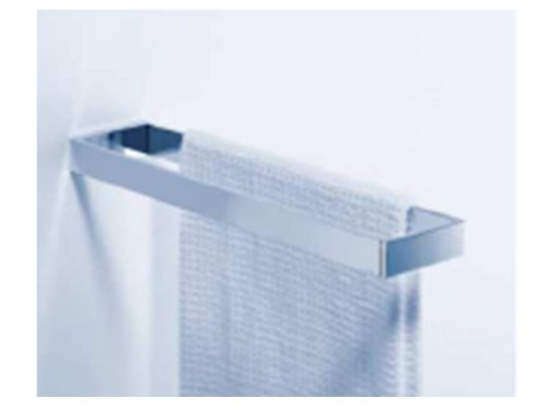 Dornbracht 83210780-08 Mem Two-Arm Towel Bar In Platinum