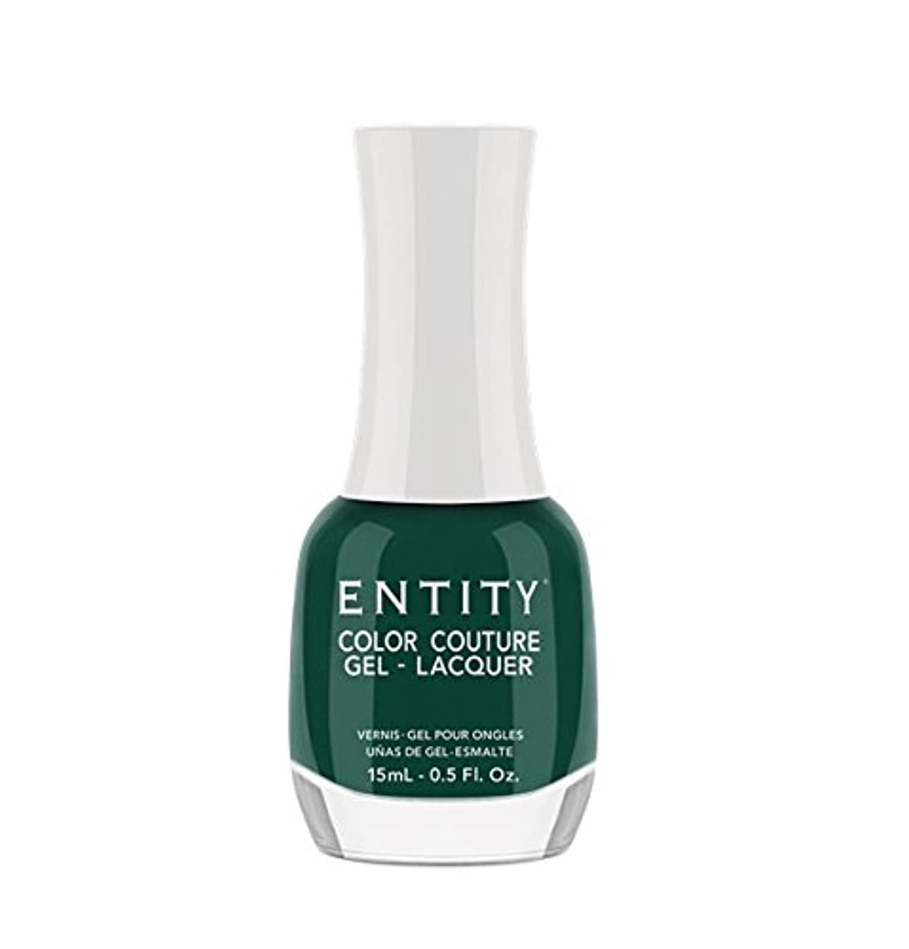繰り返し主流引数Entity Color Couture Gel-Lacquer - Warming Trends - 15 ml/0.5 oz