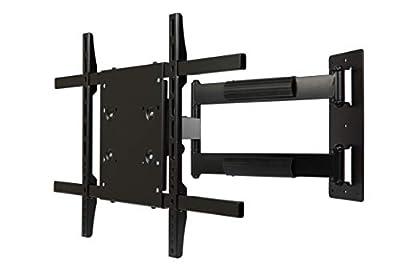 "THE MOUNT STORE TV Wall Mount for LG 55"" Class 4K HDR Smart LED Super UHD TV w/AI ThinQ Model 55SK8000AUB VESA 300x300mm Maximum Extension 31.5 inches"