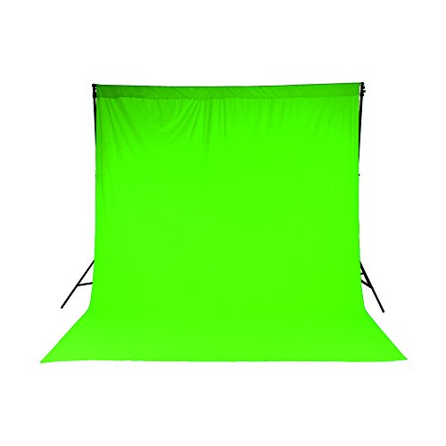 Lastolite LL LC5781 10 x 12 Feet Chromakey Curtain (Green)