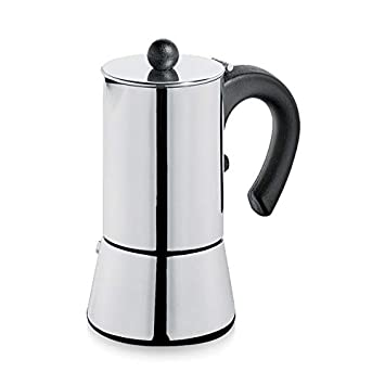 Amazon.com: Cilio Vito 342949 - Cafetera de espresso (6 ...