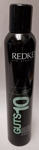 Redken Guts 10 Volume Boosting Spray Foam, 10 Ounce Body Care / Beauty Care / Bodycare / BeautyCare