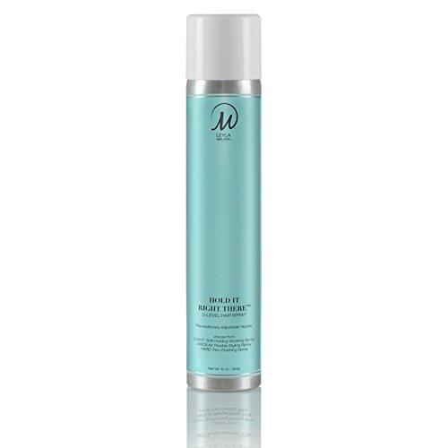 Leyla Milani Hair Styling Spray - Professional Extra Firm Ho