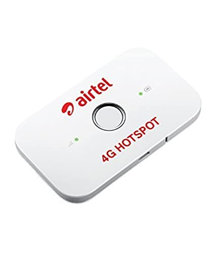 Amazon.com: Huawei Unlocked Airtel E5573Cs-609 LTE FDD 150Mbps 4G Cat4 WiFi Mobile HotSpot,Pocket WiFi Router: Computers & Accessories