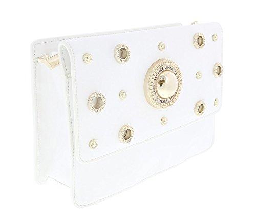 Versace purse white