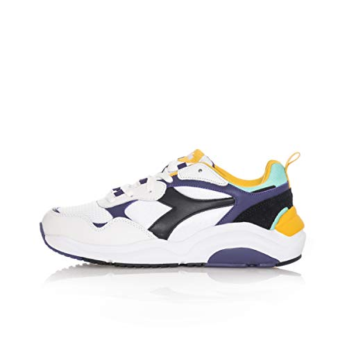 Run 501 40 c8019 174340 Uomo Whizz C8019 Wht Sneakers purple blk Diadora RqHSAA