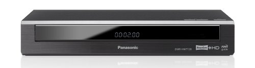 Panasonic DMR-HWT130EB9 Smart 500 GB Recorder with Twin Freeview+ Tuners (Not a BLU-RAY or DVD Recorder)