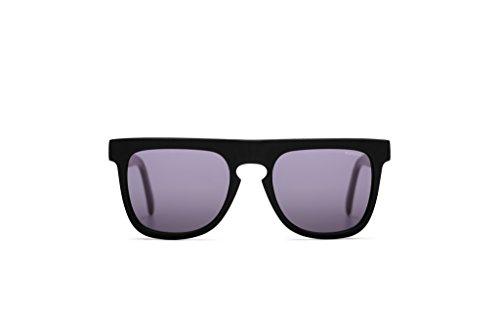 Komono KOM-S1805 CRAFTED Bennet Black - Revolve Sunglasses
