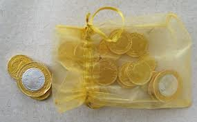 Chocolate Coins - 9