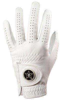 Vanderbilt Commodores Golf Glove & Ball Marker – Left Hand – Small   B00BPJH1AW