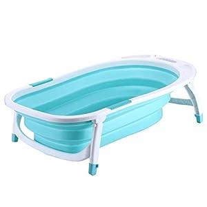 LIMUZI Plegable for Mascotas preparación del Perro del Gato del Animal doméstico de Lavado de bañera de hidromasaje con…