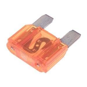 2008 ford van e350 box truck fuse box fuse box orange amazon.com: pack of 5 large orange blade fuses 40 amp maxi ...