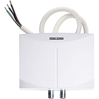 """Stiebel Eltron 231045 Mini 2 Point of Use Tankless Electric Water Heater, 1.8 kW, 120V, 7-1/2"""" W x 6-1/2"""" H x 3-1/4"""" D"""