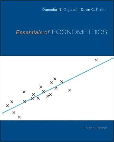 Essentials of econometrics damodar n gujarati dawn c porter essentials of econometrics 4th edition fandeluxe Choice Image