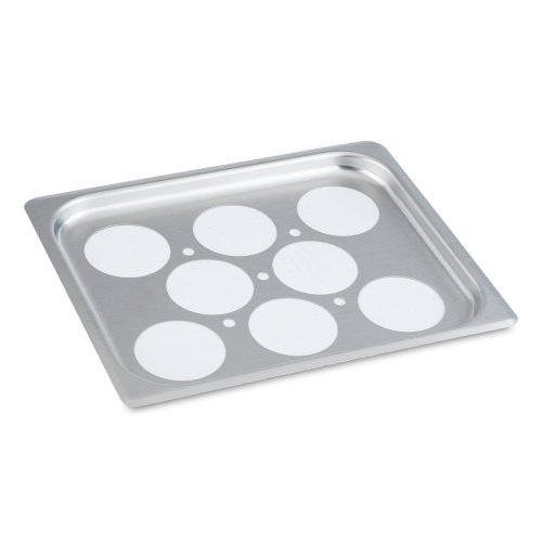 (Vollrath 75072 8 Hole Plate for Half Size Egg Poacher)