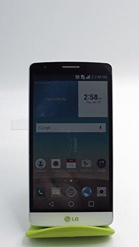 LG G3 Vigor D725 8GB Unlocked GSM 4G LTE Quad-Core Android 4.4 Smartphone w/ 8MP Camera - Silk White (No (1 Gb Lg Electronics)