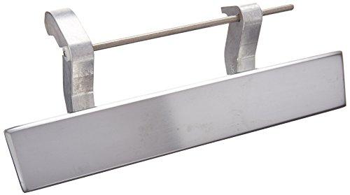 [All Sales 703BC Brushed Chrome Billet Aluminum Tailgate Handle] (Aluminum Tailgate Handles)
