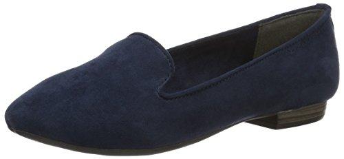 Marco Tozzi 24234, Mocasines para Mujer Azul (Navy 805)