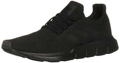 adidas Originals Mens - Swift Run Black Size: 3.5