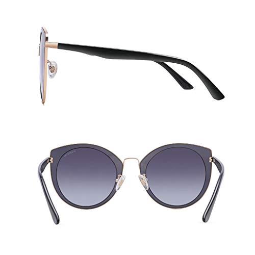 Colorful lunettes Soleil C Couleur de Box Film polarisées Sport Femme A Lunettes Nouveau soleil Des de Big Mode PxA0ndwqaA