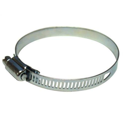 Hose Clamp - Worm Style 1-1/2'' to 2-1/2''