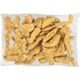 Tyson Red Label Premium Golden Crispy Uncooked Breaded Chicken Breast Tenderloin, 5 Pound - 2 per case.