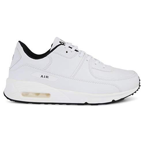 Shoes Da Uomo Scarpe Click White Ginnastica rEqr7Ow
