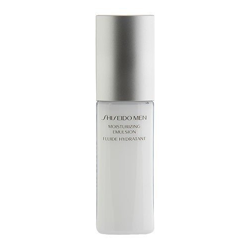 Emulsion Moisturizing - Shiseido Men Moisturizing Emulsion 3.3oz, 100ml Men Post-shave Moisturizer
