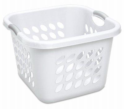 STERILITE 12178006 Laundry Basket, 19