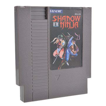 Video Game Card - Video Game Cartridge - Shadow of the ...