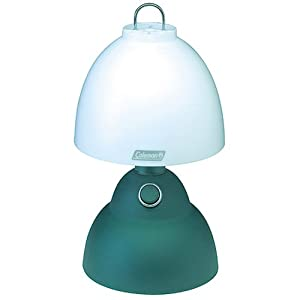 Amazon.com : Coleman Table Battery Powered Table Lamp : Camping ...