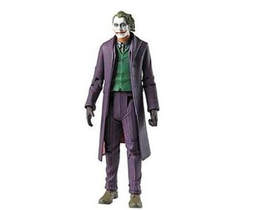 Movie Masters: The Joker With Crime Scene -