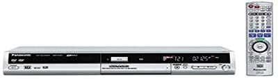Panasonic DMR-EH50S DVD Recorder with 100 GB Hard Drive Recording from Panasonic