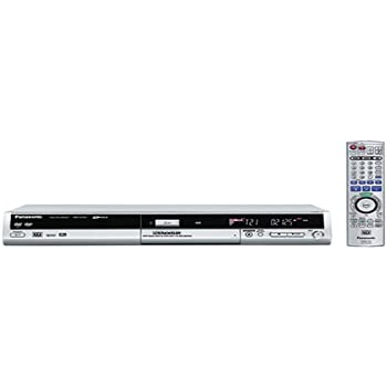 Panasonic DMR-EH50S DVD Recorder with 100 GB Hard Drive Recording