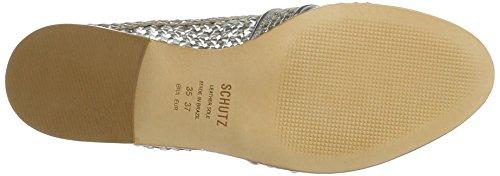 SCHUTZ S2-01070031 - Mules Mujer Silber (Prata)