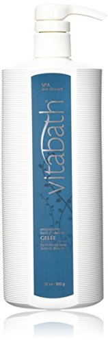 Vitabath Spa Skin Therapy Moisturizing Bath & Shower Gelee - 32 oz (32 Ounce Moisturizing Bath)