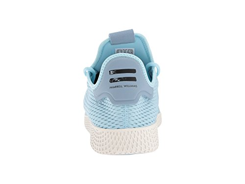 adidas Originals Men's Pharrell Williams Human Race Ice Blue/Ice Blue/Blue 4 D US by adidas Originals (Image #2)